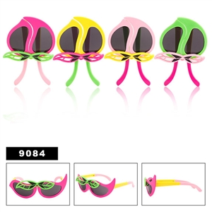Wholesale Folding Apple Sunglasses for Girls