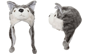"Wholesale ""Wof"" Animal Hats A103"