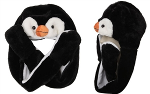 "Wholesale ""Penguin with Long Arm "" Animal Hats A111"