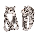 "Wholesale ""White Tiger with Long Arm "" Animal Hats A112"