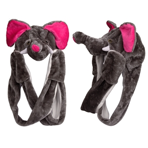 "Wholesale ""Elephant with Long Arm "" Animal Hats A116"