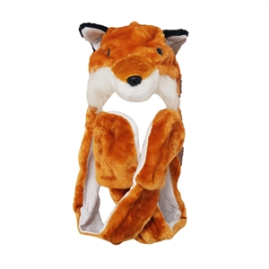 "Wholesale ""Fox with Long Arm "" Animal Hats A119"