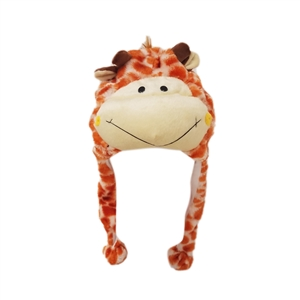"Wholesale ""Giraffe"" Animal Hats A124"