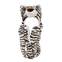 "Wholesale ""White Tiger"" Animal Hats A130"