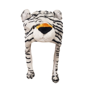 "Wholesale ""White Tiger"" Animal Hats A131"
