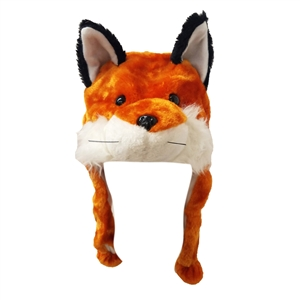 "Wholesale ""Fox"" Animal Hats A132"