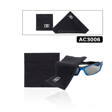 DE Micro fiber cleaning cloths allow you to clean your sunglasses without chemicals