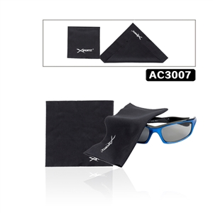 Xsportz Micro fiber cleaning cloths allow you to clean your sunglasses without chemicals