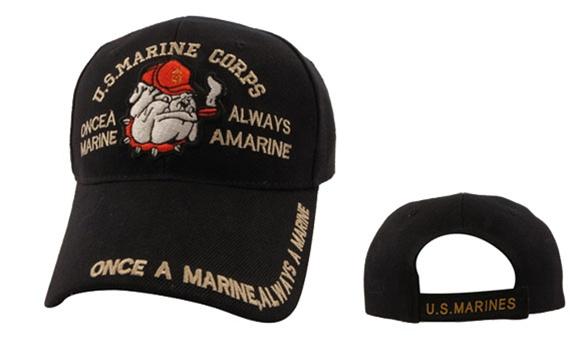 87a0595f3c0355 Wholesale Marine- U.S. Marine Corps Caps-C1033