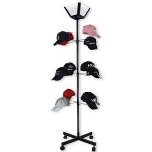 Cap Display Stand D9000