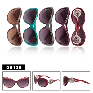 Women's Fashion Sunglasses DE125 Designer Eyewear