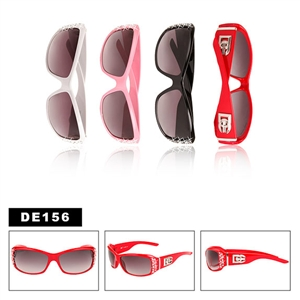 Stylish Ladies Rhinestone Sunglasses Wholesale
