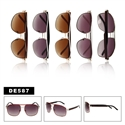 Aviator Wholesale Sunglasses DE587