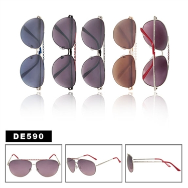 Aviator Wholesale Sunglasses DE590