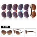 Big Lens Fashion Sunglasses