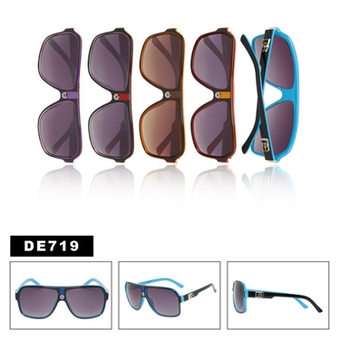 Unisex Wholesale Sunglasses DE719