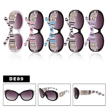 DE Ladies Designer Sunglasses
