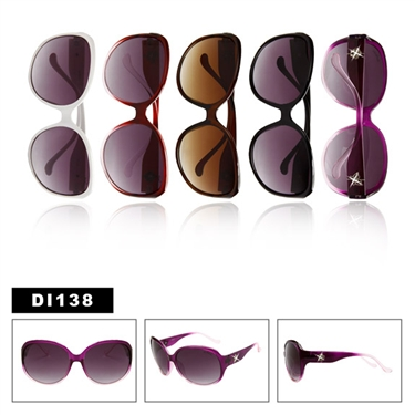 Ladies Wholesale Rhinestone Sunglasses
