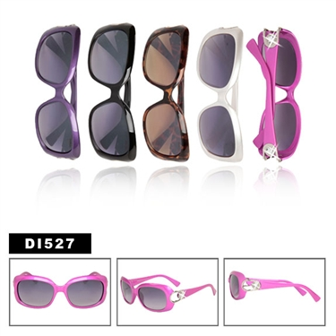 Buckle Style Wholesale Ladies Sunglasses DI527