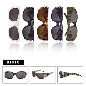 Rhinestone Fashion Sunglasses Wholesale DI610