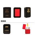 Brass Oil Lighter-Red Shimmer-K002