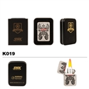 Brass Oil Lighter-Motorcycles-K019