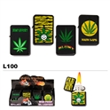 Wholesale Pot Leaf Oil Lighters