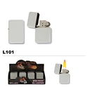 High Polish Chrome Oil Lighters L101