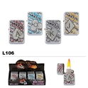 Casino Cards Wholesale Oil Lighters L106