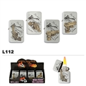 Assorted Handguns Wholesale Oil Lighters L112