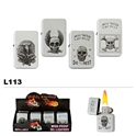 assorted skulls wholesale oil lighters