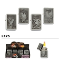 Assorted American Eagle oil lighters wholesale L125