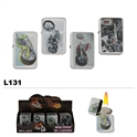 Assorted motorcycles oil lighters wholesale L131