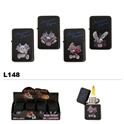 Assorted American Legend (black)  Wholesale Oil Lighters L148