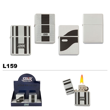 Wholesale Large Oil Lighters L159