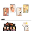 Assorted Ladies Wholesale Oil Lighters L193