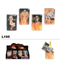 Assorted Cowgirl Wholesale Oil Lighters L195