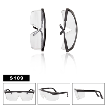 Wholesale Clear Safety Glasses