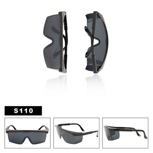 Wholesale Tinted Safety Glasses