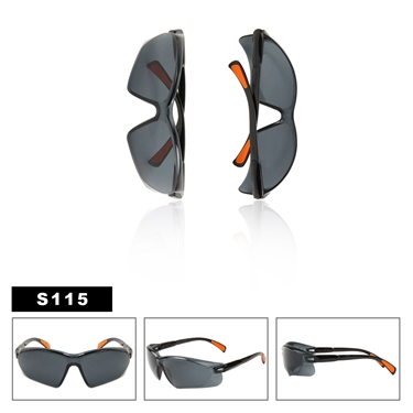 Tinted Lens Safety Glasses S115
