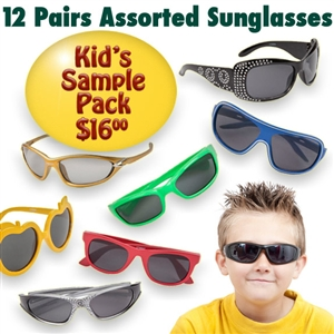 Kids Sample pack deal