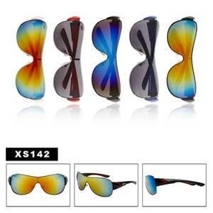Men's One Piece Lens Wholesale Sunglasses