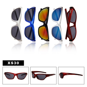 All our sunglasses are sold in pre-assorted colors in a dozen.