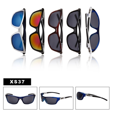 Look at theses sporty style sunglasses.