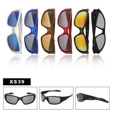 XS39 Men's Sport Sunglasses