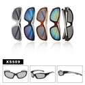 These are stylish Xsportz Sporty Sunglasses.
