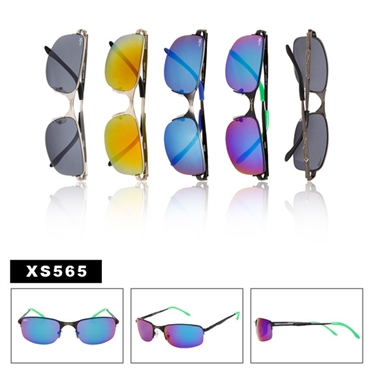 Spring Hinge Sport Sunglasses for Men