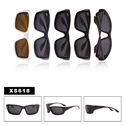 Padded Polarized Sunglasses XS618