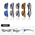 Wholesale Mens Metal Sunglasses