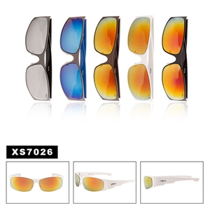 Men's Mirrored Wholesale Sunglasses